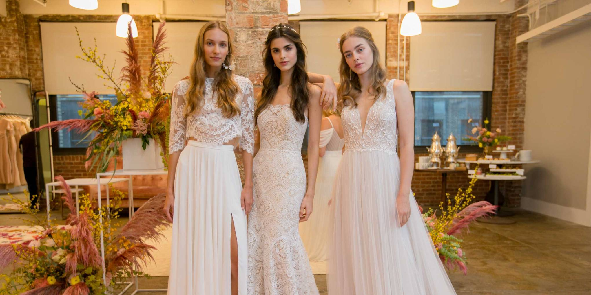 2019 Wedding Dress Trends To Know About Image