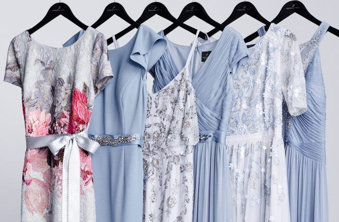 Mismatched Bridesmaid Dresses: How to Dress Your Bridal Party in Different Gowns