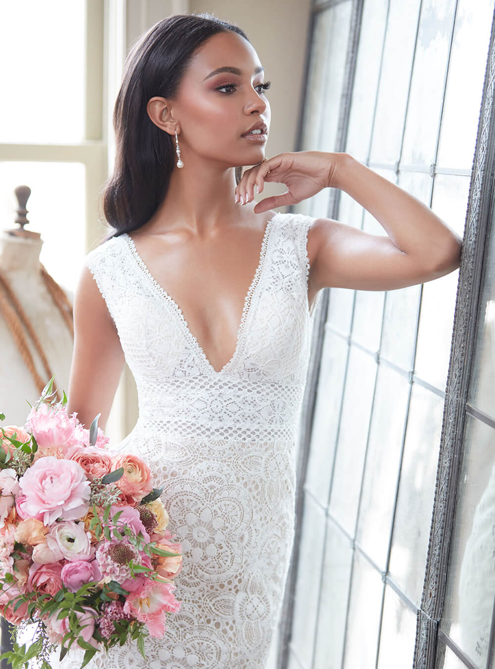 Check Out These Gorgeous Allure Wedding Dresses!