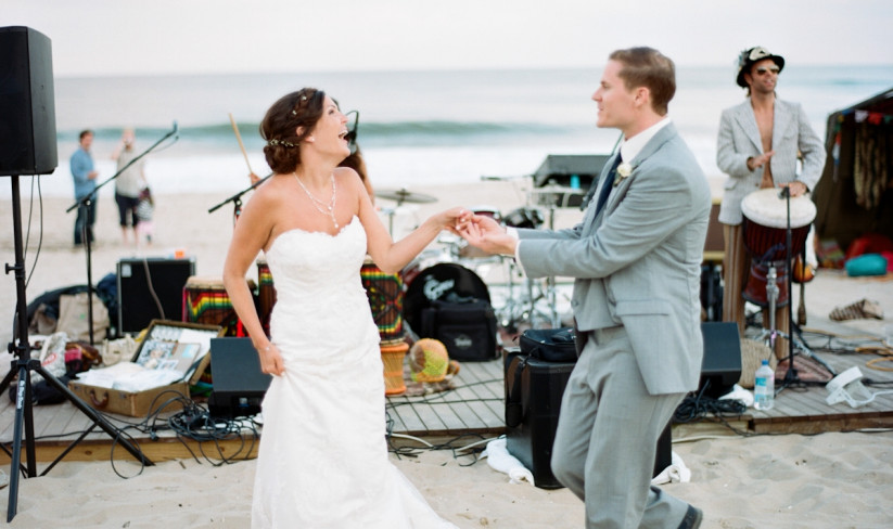 It is important that your wedding entertainment is planned to perfection Image